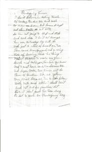 grandmother hodum thanksgiving poem
